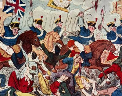 Peterloo Bicentenary articles welcome